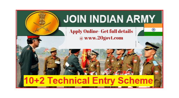 TES-technical-entry-Scheme-Apply Online-army-officer-jobs-12th-pass-PCM-600x330