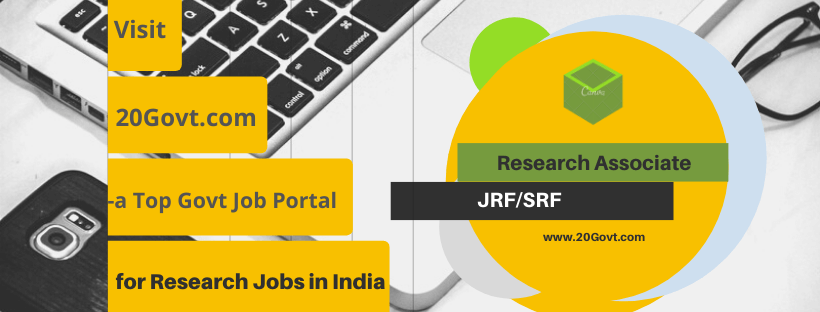 Research Associate Research jobs India-820x312