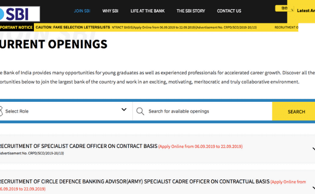 SBI-online-recruitment-current-openings-page-650x400