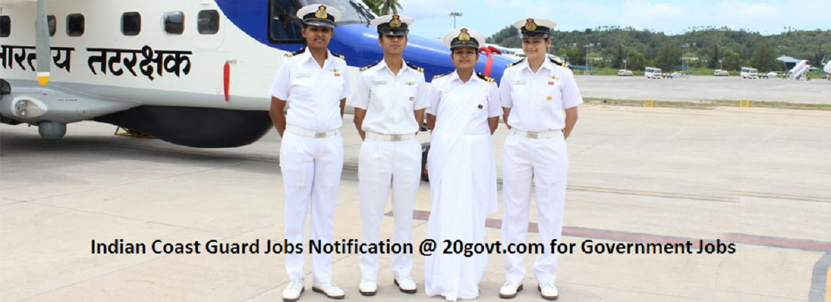 Indian Coast Guard Yantrik Recruitment 2020-1200x437